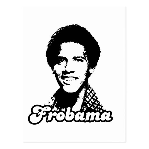 Frobama Gear Post Cards