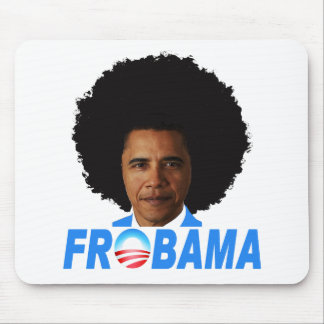 Frobama Mouse Pad