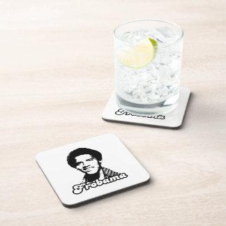 FROBAMA RETRO -.png Coasters