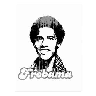 Frobama Retro T-shirt Vintage.png Postcard