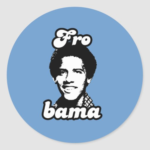 Frobama Stickers