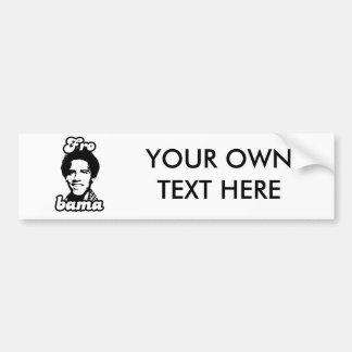 FRObama T-shirt Car Bumper Sticker