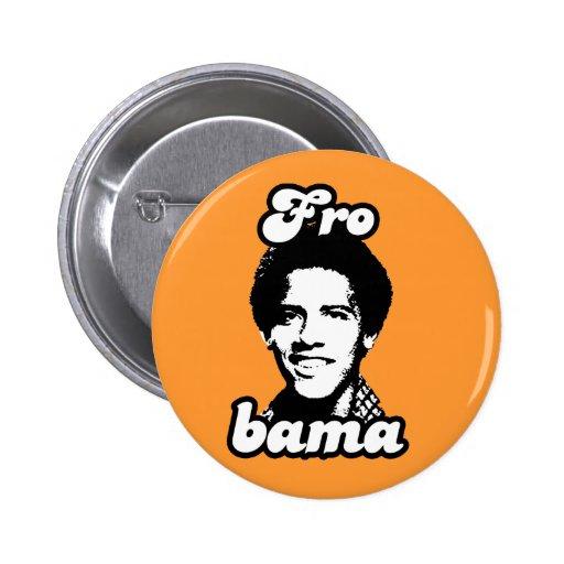 FRObama T-shirt Pins