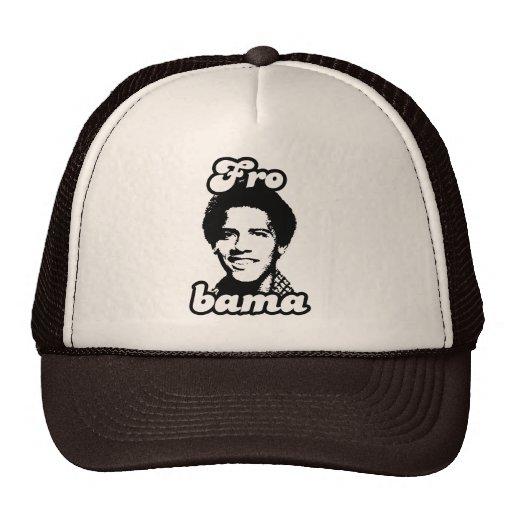FRObama T-shirt Mesh Hats