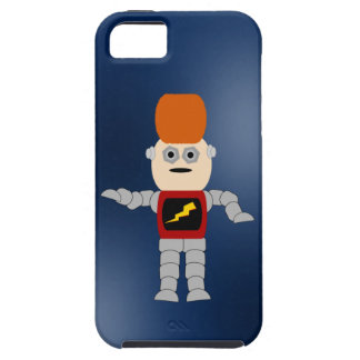 Frobot the Red Headed Funky Robot iPhone 5 Case