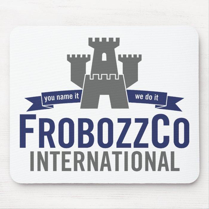 frobozzco+zork+logo mouse pad
