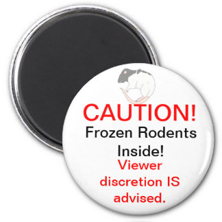 frodent warning magnet