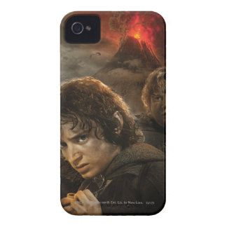 Frodo and Samwise Case-Mate Blackberry Case