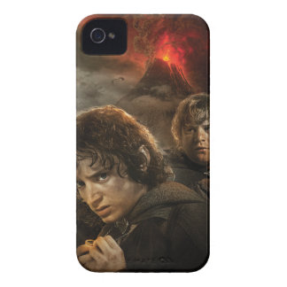 Frodo and Samwise iPhone 4 Cases
