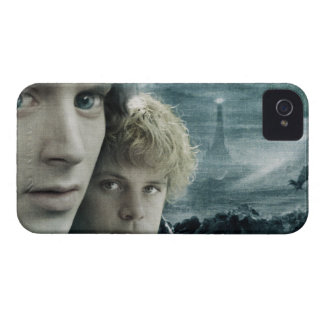 Frodo and Samwise Close Up iPhone 4 Case
