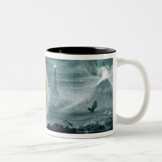 Frodo and Samwise Close Up Coffee Mug