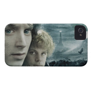 FRODO™ and Samwise Close Up iPhone 4 Case-Mate Case