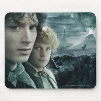 FRODO™ and Samwise Close Up Mousepad
