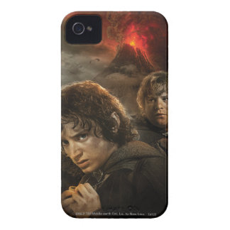 FRODO™ and Samwise iPhone 4 Case-Mate Case