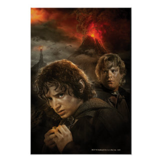 FRODO™ and Samwise Poster