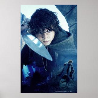 FRODO™ con la espada Poster