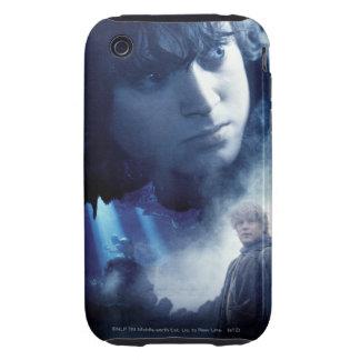 Frodo, Gollum and Sam iPhone 3 Tough Cases