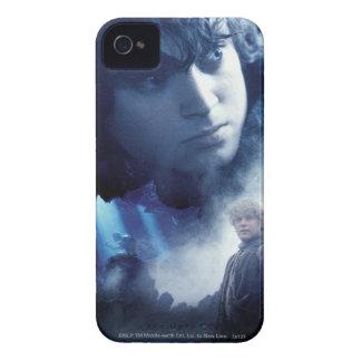 Frodo, Gollum and Sam iPhone 4 Case-Mate Cases