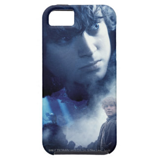 Frodo, Gollum and Sam iPhone 5 Case