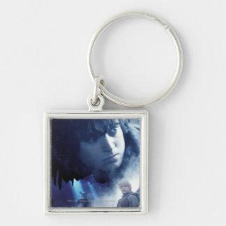 Frodo, Gollum and Sam Key Chain