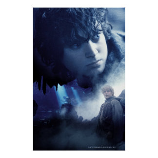 FRODO™, Gollum and Sam Poster