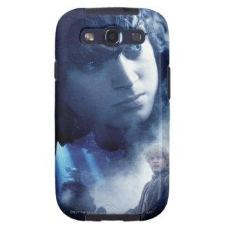 Frodo, Gollum and Sam Samsung Galaxy S3 Covers