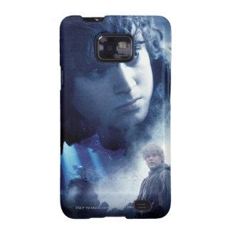 Frodo, Gollum and Sam Samsung Galaxy S Cover