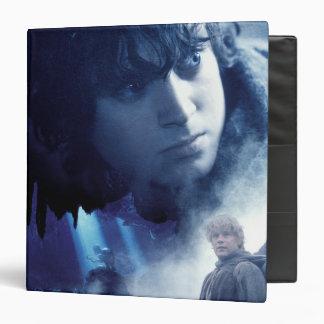 Frodo, Gollum and Sam Vinyl Binder