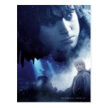 Frodo, Gollum y Sam Postales