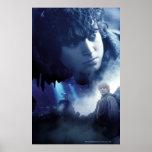 Frodo, Gollum y Sam Poster