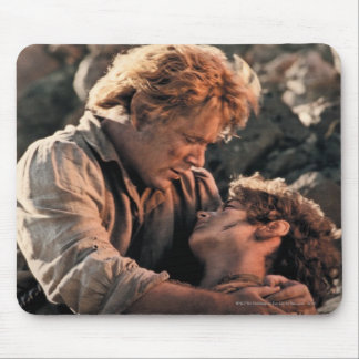 FRODO™ in Samwise's Arms Mouse Pad
