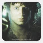 Frodo misterioso pegatina