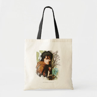 FRODO™ Mixed Media Vector Collage Tote Bag