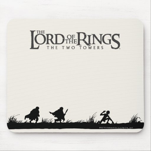 FRODO™, Sam, and Gollum Mouse Pad