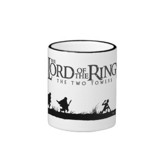 FRODO™, Sam, and Gollum Ringer Mug