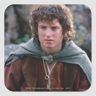 FRODO™ SQUARE STICKER