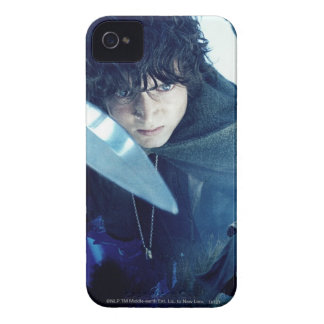 Frodo with Sword iPhone 4 Cases