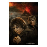 FRODO™ y Samwise Póster