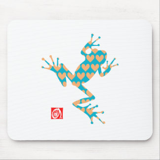 frog13-1 mouse pads