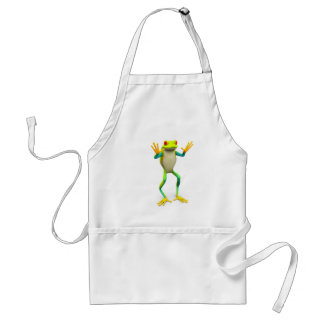 frog1 adult apron