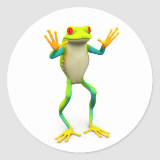 frog1 stickers