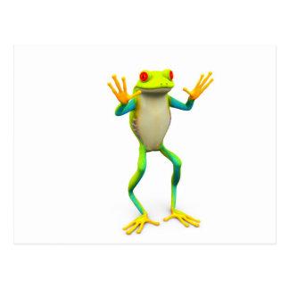 frog1 tarjetas postales