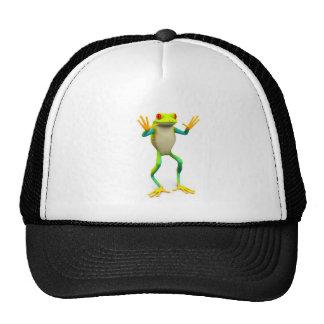 frog1 trucker hat