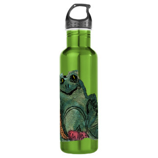 Frog 24oz Water Bottle