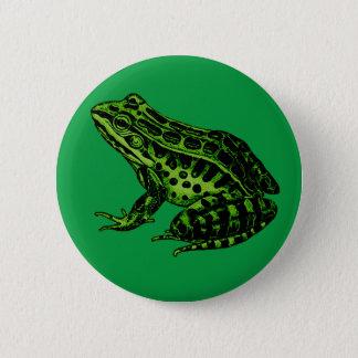 Frog 2 pinback button