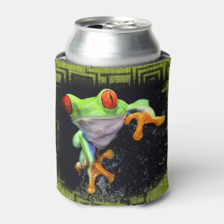 Frog 3 Bordered Options Can Cooler
