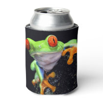 Frog 3 can cooler