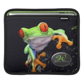 Frog 3 iPad Sleeve