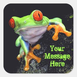Frog 3 Sticker