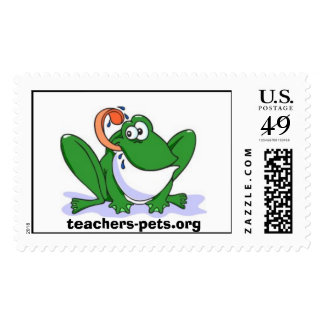 Frog 41 cent stamps